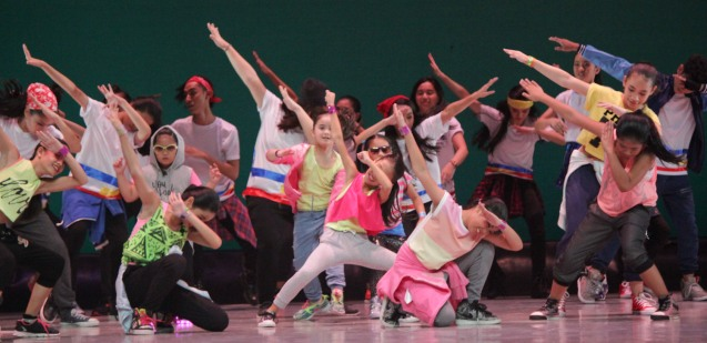 San Hao Barangay Dance troupe is a coproduction between the Fo Guang Shan Manila Foundation and Ballet Philippines to teach underprivileged kids ballet and contemporary dance. They performed for the 47th CCP Summer Dance Workshop at the CCP Main theater last May 21, 2016. Photo by Jude Bautista