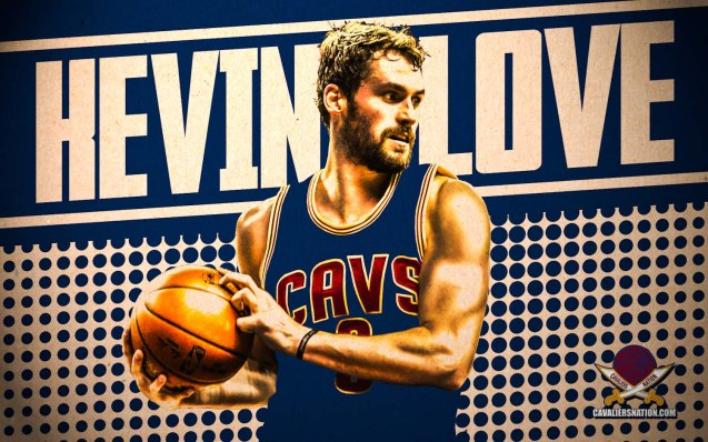 Kevin Love is now healthy in the 2016 Finals unlike last year. http://cavaliersnation.com/2015/07/23/kevin-love-isolation-wallpaper/