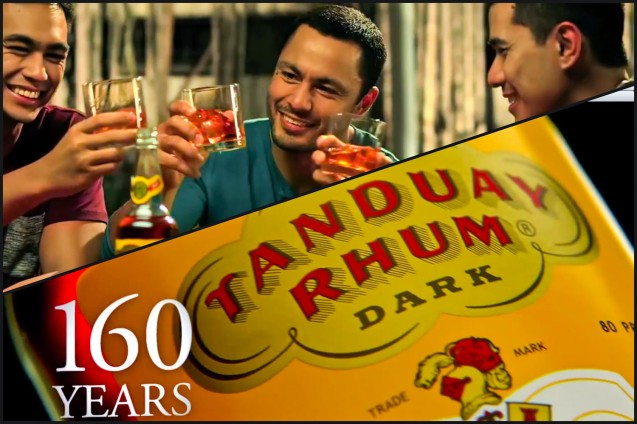 Derek Ramsay for TANDUAY – https://www.youtube.com/watch?v=EXZ3YxDe16Q
