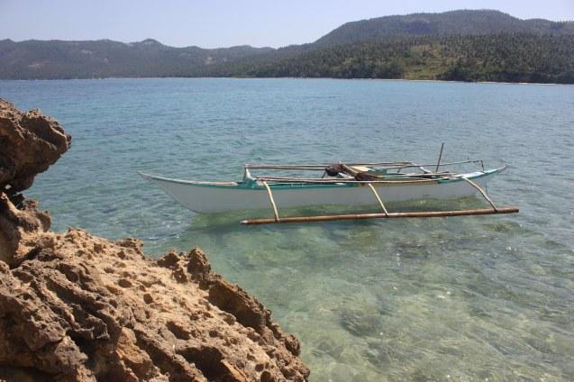 Daruanak islet on Mabiton coast Burias Island-May 20, 2015. Photo by Jude Bautista