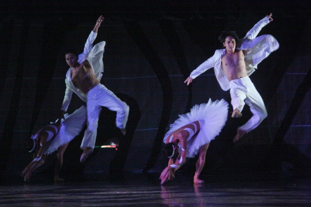 NE NEH LEDEJ choreographed by David Campos; Catch BP's FIREBIRD AND OTHER BALLETS at the CCP Main Theater from Aug 19-21, 2016. Photo by Jude Bautista