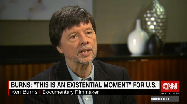 Ken Burns in Amanpour's interview explained that Hitler also promised to make Germany Great Again like Trump's tagline. Both have not presented solutions to back it up. Its this 'simplistic messaging' that resonated with the masses similar to the peace and order slogan of Duterte. http://edition.cnn.com/videos/world/2016/10/20/intv-amanpour-ken-burns.cnn/video/playlists/amanpour/