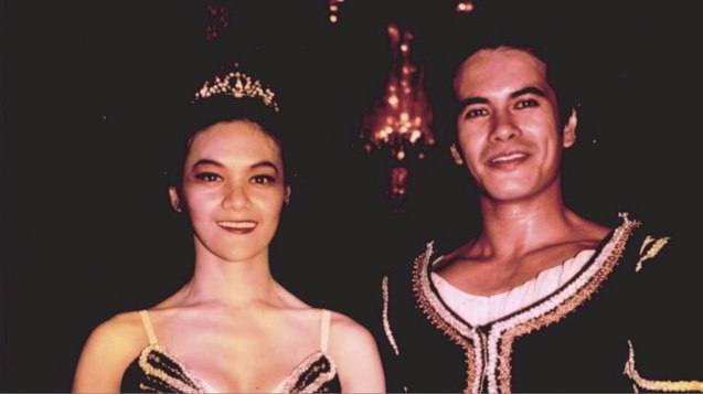 Edna & Nonoy Froilan; BP's AWITIN MO AT ISASAYAW KO will run from Dec 2-11, 2016 at the CCP Main Theater (Tanghalang Nicanor Abelardo). Photo from Nonoy Froilan: A Journey in Dance https://www.youtube.com/watch?v=5fgFlx1wv1w