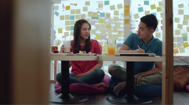 Marlo Mortel (Henry) & Janella Salvador (Carol); MANOPO 7: CHINOY opened last December 14, 2016 at a mall near you.