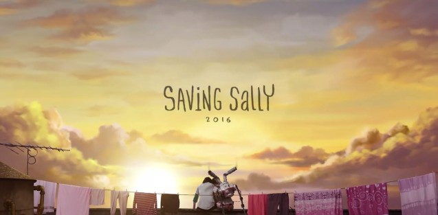 2D and 3D animation are combined with live action in SAVING SALLY. Catch MMFF 2016 entry SAVING SALLY in Resort's World Manila Cinemas, Eastwood City Mall Cinemas and Shang Cineplex.