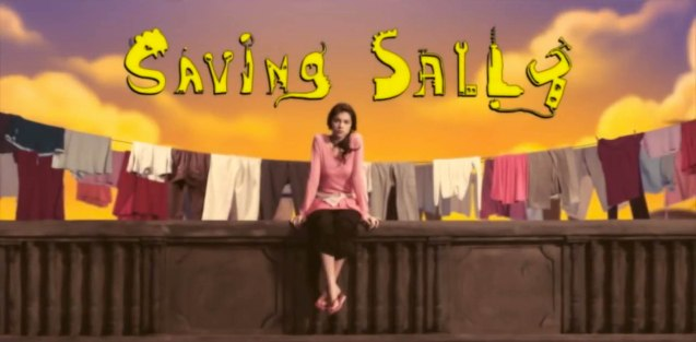 Catch MMFF 2016 entry SAVING SALLY in Resort's World Manila Cinemas, Eastwood City Mall Cinemas and Shang Cineplex.