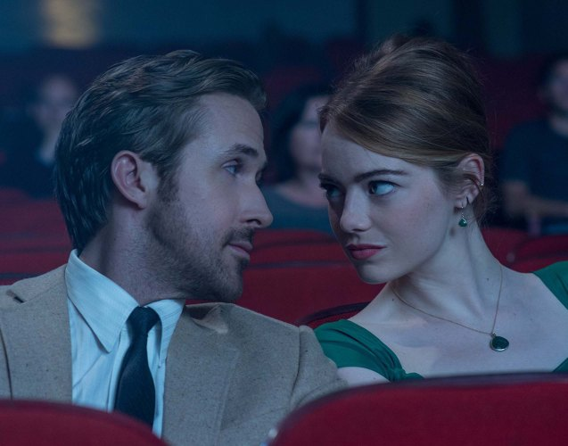 Emma Stone (Mia) & Ryan Gosling (Seb); the Rialto Theater was one of many historical landmarks they shot in. Watch LA LA LAND in Shang Cineplex, Shang Rila Plaza Mall, Resort's World Manila, Lucky Chinatown Mall, Venice Piazza Mall and Eastwood City Mall.