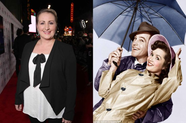 from left: Choreographer Mandy Moore paid homage to the steps made famous by Gene Kelly and Debbie Reynolds in SINGING IN THE RAIN. Watch LA LA LAND in Shang Cineplex, Shang Rila Plaza Mall, Resort's World Manila, Lucky Chinatown Mall, Venice Piazza Mall and Eastwood City Mall.
